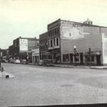 SE Corner of 9th/Ave G - 1947