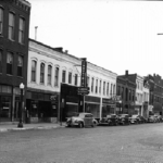 SW Corner of 6th/Ave G - 1947