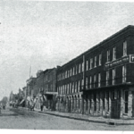 6th Street and Ave G - 1900s