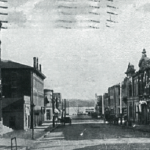 7th Street Facing South - 1907