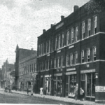Ave G from 8th Street, Facing East - 1900s
