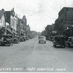 Ave G from 9th Street - 1938