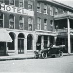 Metropolitan Hotel, 1910