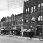 NW Corner of 8th/Ave G in 1947