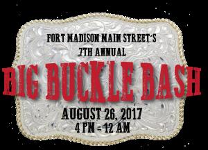 Big Buckle Bash 2017 @ Downtown Fort Madison