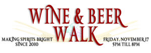 Wine & Beer Walk @ Downtown Fort Madison