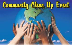 Community Clean Up @ Central Park | Fort Madison | Iowa | United States