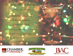 BWC You-time Yuletide Holiday Soiree @ Harvestville Farm