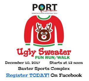 P.O.R.T. 5K Fun Run @ Baxter Sports Complex | Fort Madison | Iowa | United States